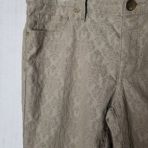 Mossimo Supply Co. Pants - 🐧Mossimo Quilt Pattern Pants w/ Ankle Zippers
